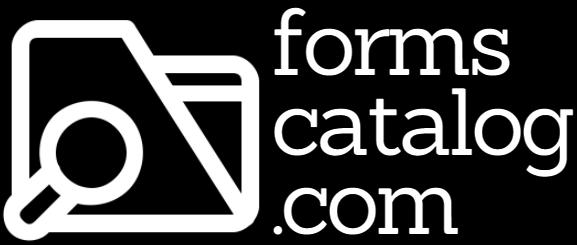 formscatalog white logo